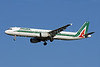 Alitalia (2nd) (Compagnie Aerea Italiana) Airbus A321-112 EI-IXG (msn 516) LHR (Rolf Wallner). Image: 906945.
