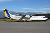B and H Airlines ATR 72-212 E7-AAD (msn 464) ZRH (Rolf Wallner). Image: 907397.
