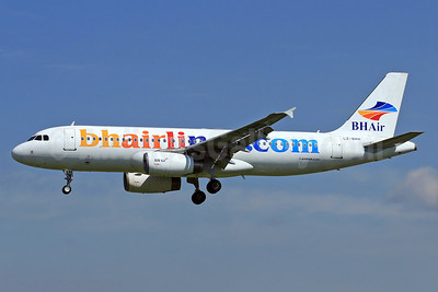 BH Air-Balkan Holidays Airlines (bhairlines.com) Airbus A320-232 LZ-BHH (msn 2863) BCN (Eurospot). Image: 912025.
