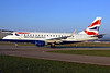 British Airways-BA CityFlyer Embraer ERJ 170-100ST G-LCYH (msn 17000302) ZRH (Rolf Wallner). Image: 906142.