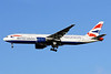 British Airways Boeing 777-236 ER G-YMMT (msn 36518) (Keeping the Flag Flying) LHR (Rolf Wallner). Image: 905816.