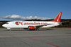 Corendon Airlines (Corendon.com) Boeing 737-4Y0 TC-TJE (msn 26073) ZRH (Rolf Wallner). Image: 906393.