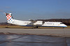 Croatia Airlines Bombardier DHC-8-402 (Q400) 9A-CQE (msn 4300) ZRH (Rolf Wallner). Image: 905807.