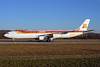 Iberia Airbus A340-313X EC-ICF (msn 459) ZRH (Rolf Wallner). Image: 907606.