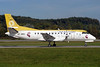 Jetisfaction (SkyTaxi) SAAB 340A SP-MRC (msn 143) (SkyTaxi colors) ZRH (Rolf Wallner). Image: 907236.