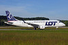 LOT Polish Airlines Embraer ERJ 170-100STD SP-LDH (msn 17000069) ZRH (Rolf Wallner). Image: 912517.