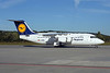 Lufthansa Regional-CityLine BAe RJ85 D-AVRN (msn E2293) ZRH (Rolf Wallner). Image: 907219.