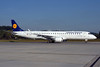 Lufthansa Regional-Lufthansa CityLine Embraer ERJ 190-200LR (ERJ 195) D-AEBG (msn 19000423) ZRH (Rolf Wallner). Image: 907300.
