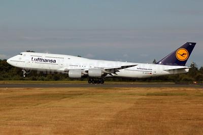 Lufthansa Boeing 747-830 D-ABYD (msn 37829) PAE (Nick Dean). Image: 909172.