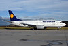 Lufthansa boeing 737-330 D-ABXL (msn 23531) ZRH (Rolf Wallner). Image: 905810.