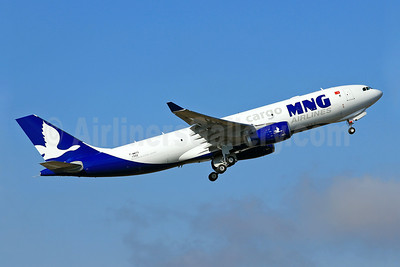 MNG Airlines Cargo Airbus A330-243F F-WWTS (TC-MCZ) (msn 1332) TLS (Eurospot). Image: 909224.