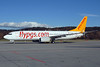 Pegasus Airlines (flypgs.com) Boeing 737-82R WL TC-ABP (msn 40876) ZRH (Rolf Wallner). Image: 907362.