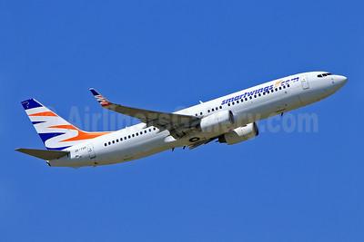 Smart Wings (smartwings.com) Boeing 737-8K5 WL OK-TVP (msn 32907) CDG (Eurospot). Image: 909232.