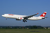 Swiss International Air Lines Airbus A330-343X HB-JHA (msn 1000) ZRH (Rolf Wallner). Image: 907005.
