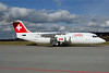 Swiss International Air Lines BAe RJ100 HB-IYT (msn E3380) ZRH (Rolf Wallner). Image: 907006.