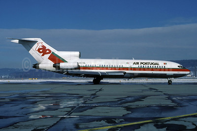 TAP-Air Portugal Boeing 727-82 CS-TBL (msn 19405) ZRH (Rolf Wallner). Image: 913372.