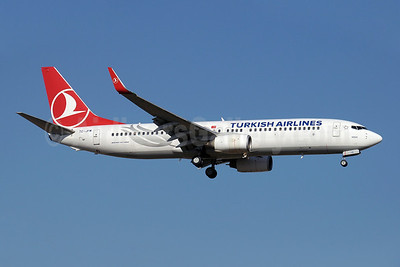 Turkish Airlines Boeing 737-8F2 WL TC-JFM (msn 29775) AYT (Paul Denton). Image: 910048.