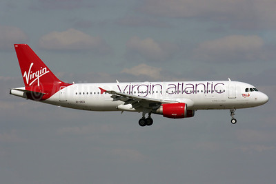 Virgin Atlantic Airways (Aer Lingus) Airbus A320-214 EI-DEO (msn 2486) LHR (Antony J. Best). Image: 911598.