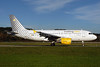 Vueling Airlines (Vueling.com) Airbus A319-112 EC-LRZ (msn 3700) ZRH (Rolf Wallner). Image: 909425.