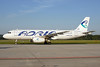 Adria Airways Airbus A320-231 S5-AAS (msn 444) ZRH (Rolf Wallner). Image: 908880.