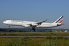 Air France Airbus A340-313X F-GLZ) )msn 246) ZRH (Rolf Wallner). Image: 907174.