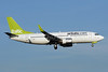 airBaltic (airBaltic.com) Boeing 737-33V WL YL-BBL (msn 29334) ZRH (Rolf Wallner). Image: 900761.
