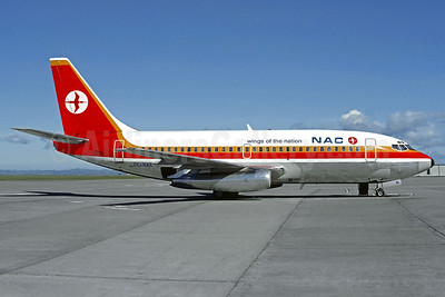 NAC (National Airways Corporation) Boeing 737-214 ZK-NAK (msn 20156) (Christian Volpati Collection). Image: 920580.