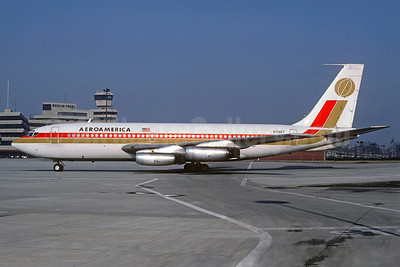 AeroAmerica Boeing 720-027 N736T (msn 18064) TGL (Christian Volpati Collection). Image: 921626.