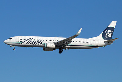Alaska Airlines Boeing 737-990 WL N306AS (msn 30014) LAX (Michael B. Ing). Image: 921399.