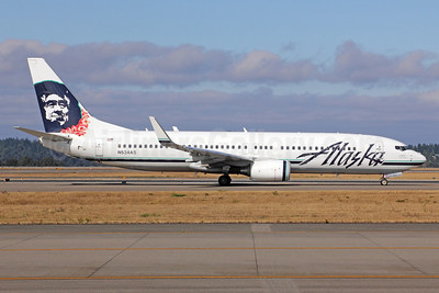 Alaska Airlines Boeing 737-890 WL N534AS (msn 35202 (Lei) SEA (Michael B. Ing). Image: 922145.