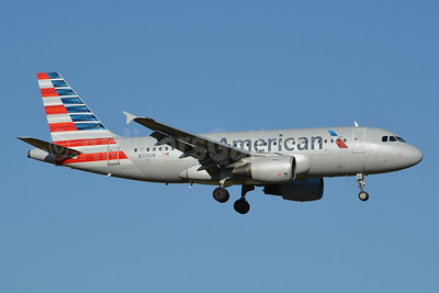 American Airlines (US Airways) Airbus A319-112 N701UW (msn 890) CLT (Jay Selman). Image: 402338.
