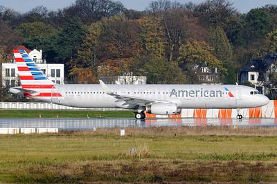 American Airlines Airbus A321-231 WL D-AVZK (N101NN) (msn 5834) (Sharklets) XFW (Gerd Beilfuss). Image: 921059.