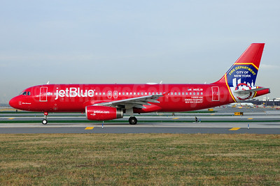 JetBlue Airways Airbus A320-232 N615JB (msn 2461) (FDNY - Fire Department New York) JFK (Ken Petersen). Image: 920995.