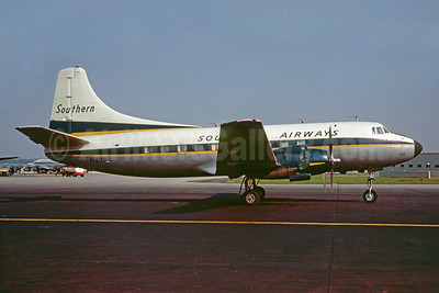 Southern Airways Martin 404 N149S (msn 14141) ATL (Bruce Drum). Image: 103379.