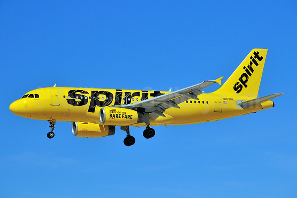 Spirit Airlines Livery Spirit Airlines Aircraft Slide
