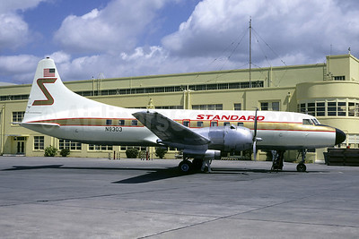 Standard Airways (1st) Convai4 440-86 N9303 (msn 417) (Jacques Guillem Collection). Image: 921291.