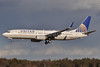 United Airlines Boeing 737-824 WL N78509 (msn 31638) BWI (Tony Storck). Image: 906358.