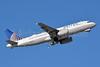 United Airlines Airbus A320-232 N489UA (msn 1702) LAS (Jay Selman). Image: 402356.