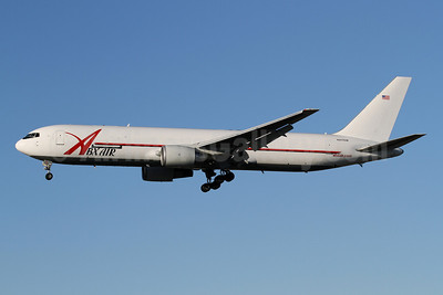 ABX Air Boeing 767-338 ER (F) N317CM (msn 24317) LAX (James Helbock). Image: 909937.