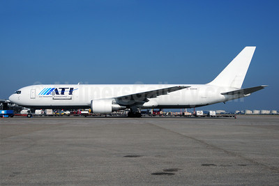ATI-Air Transport International Boeing 767-338 ER N319CM (msn 24407) AMS (Ton Jochems). Image: 910298.