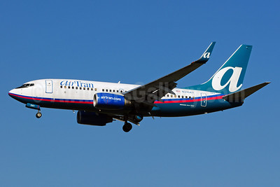 AirTran Airways Boeing 737-7BD WL N315AT (msn 35788) LAX (Ton Jochems). Image: 910908.