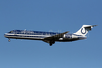 AirTran Airways Boeing 717-231 N936AT (msn 55058) (Indianapolis Colts) ATL (Norbert G. Raith). Image: 904452.