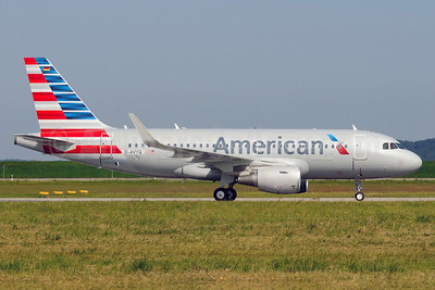 American Airlines Airbus A319-112 WL D-AVYQ (N8001N) (msn 5678) (Sharklets) XFW (Gerd Beilfuss). Image: 912858.