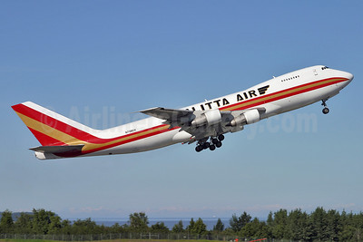 Kalitta Air (2nd) Boeing 747-249F N706CK (msn 21827) ANC (Keith Burton). Image: 901562.