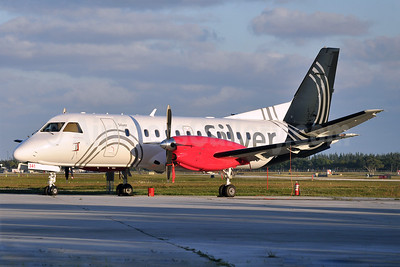 Silver Airways SAAB 340B N437XJ (msn 437) FLL (Tony Storck). Image: 907967.