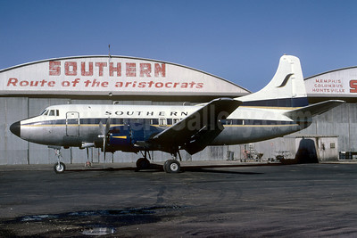 Southern Airways Martin 404 N141S (msn 14156) ATL (Bruce Drum). Image: 101952.