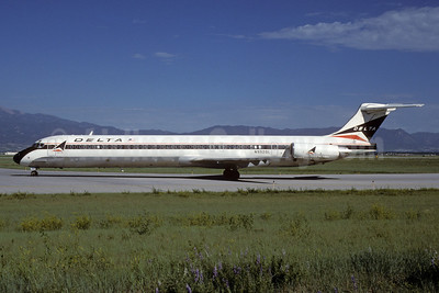 Delta Air Lines McDonnell Douglas MD-88 N992DL (msn 53344) COS (Bruce Drum). Image: 102681.