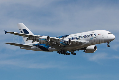 Malaysia Airlines Airbus A380-841 F-WWSG (9M-MNF) (msn 114) (100th A380) TLS (Olivier Gregoire). Image: 911345.