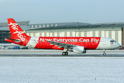 AirAsia (Malaysia) Airbus A320-216 D-AUBZ (9M-AQP) (msn 5397) (Now Everyone Can Fly) XFW (Gerd Beilfuss). Image: 910262.