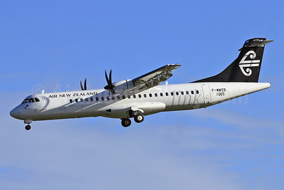 Air New Zealand Link-Mount Cook Airline ATR 72-600 F-WWEB (ZK-MVB) (msn 1065) TLS (Eurospot). Image: 910271.